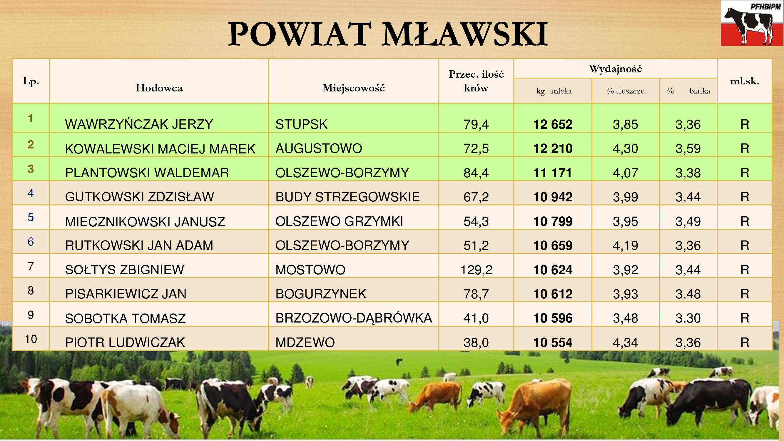 Powiat Mławski
